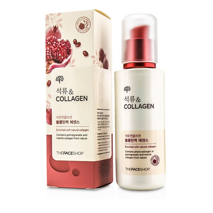 [The Face Shop]  Pomegranate and Collagen Volume Lifting Toner 160ml