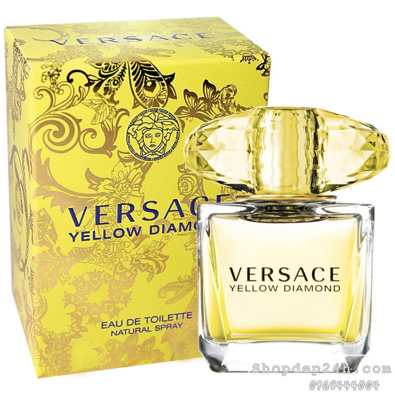 [Versace] Nước hoa mini nữ Versace Yellow Diamond 5ml